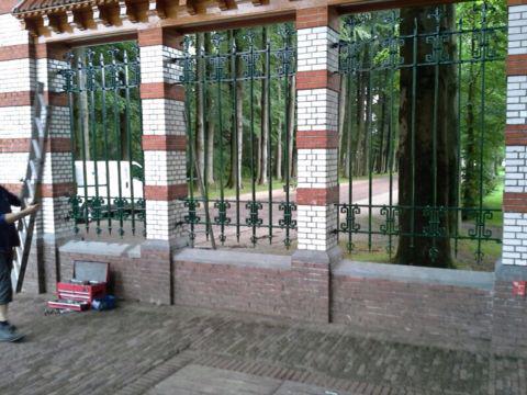 renovatie-hek-paleis-het-loo-denekamper-metaal-industrie-8